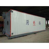 菏泽锅炉厂工业环保燃油气10吨蒸汽、热水、WNS天然气锅炉