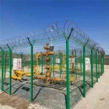 铁路防护栅栏 批发市场隔离网 安平护栏网