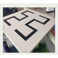 供应双曲铝单板 商场木纹镂空雕刻铝单板 雕花铝幕墙