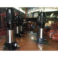 湖北恩施众度泵业CDLF8-120 4KW 流量:8M3/H 扬程:111M CDLF型多级泵结构图