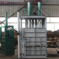 薄膜打包机新型 立式液压打包机废纸箱 效率高打包机多用途