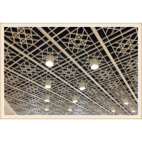 阳泉带边框铝窗花,焊接造型铝窗花实力厂家