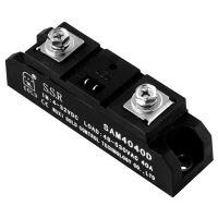 【固态继电器220v】单相固态继电器 SAM4040D R取上限100Ω美国固特厂家直销