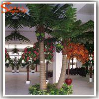 仿真椰子树 热带植物 酒店假树 大王椰子树 广州厂家工程设计方案