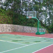 厂家直销移动箱式篮球架,移动箱式篮球架安装,河北奥祥移动式篮球架尺寸说明