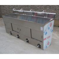 食品厂不锈钢洗手消毒池价格