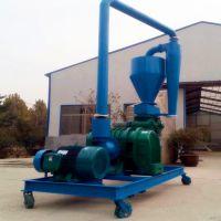 粮食气力输送机 厂家供应脉冲除尘式气力吸粮机