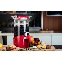 居远素水果酵素瓶密封罐酿酒器带龙头玻璃泡酒瓶罐酵素桶***厂家
