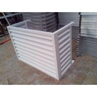 外墙空调罩雕刻铝单板,空调专用风口铝百叶窗