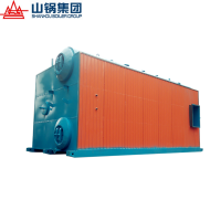 供應山口牌SZS10-1.25-Y(Q)冷凝式全自動燃油(氣)蒸汽鍋爐