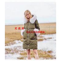 广西女装批发波司登品牌羽绒服折扣批发一件代发