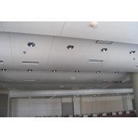 德普龙建材铝单板天花厂家 暗架方板 冲孔单板 方形面板装饰天花吊顶