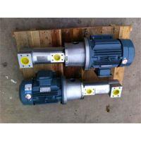 对杂质介质不敏感的南方系润滑泵ZNYB01022402高品质螺杆泵现货