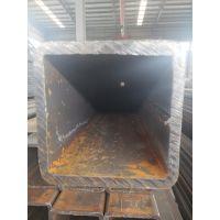 天津镀锌镀锌带方管无缝厚壁Q345B方管