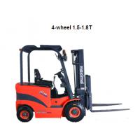 FB1.0-1.8T电动叉车