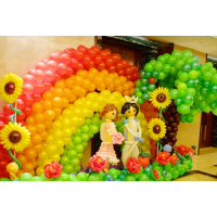 上海气球小丑表演