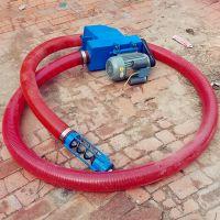 厂家批发两相电吸粮机 6米长小型吸粮机