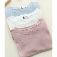 欧洲站2017新款春夏时尚大牌T恤 百搭修身大码上衣 潮流女款宽松大版T恤