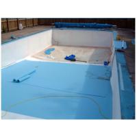 游泳池防水装饰胶膜,一种新兴流行泳池防水系统材料-纵康泳池
