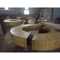 供应品旺定制优质实木花箱FX-050