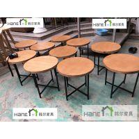 韩尔定制品牌 温州STARBUCKS-09星巴克实木椅子 星巴克咖啡厅桌椅定做生产厂家