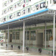 惠州厂区车棚|出货平台雨棚|自行车棚厂家 按要求制作