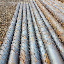 阜新273螺旋钢管打井钢管DN200花管井管一米价格