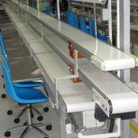 运行平稳自动流水线带防尘罩 食品包装输送机