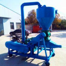 [都用]凯里市菜籽气力吸粮机 水泥粉装车气力输送机