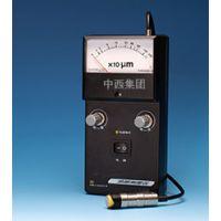 磁阻法测厚仪/磁性测厚仪(用于电镀层、油漆层、搪瓷层、塑料层、纸张等厚度)中西器材D 型号:SH24