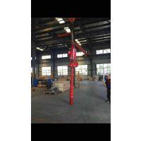 新规长轴消稳压泵XBD5.5/5GJ-RJC 消防加压泵 液下4.5米