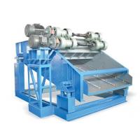 厂家加工定制白云石、花岗岩筛分设备/专业的直线振动筛厂家——郑矿机器