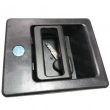 沃尔沃EC210B挖掘机门锁外拉手大全18027299616 沃尔沃210B外拉手