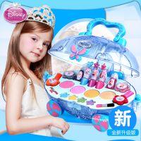 5-6-7-8岁9小孩子10化妆品公主彩妆盒眼影口红4儿童玩具3女孩礼物