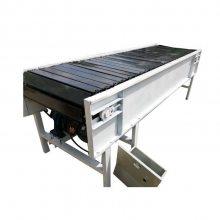 纸箱板链输送机各种规格 链板输送机厂商陕西