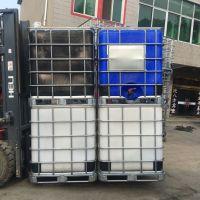 厂家直销吨桶IBC集装桶大号储水桶一吨水箱塑料化工柴油桶500L1000升1500升定制联系客服