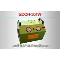 GDQH-301W/SF6便携式气体回收装置(MINI)