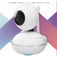 普慧智能 无线wifi网络高清监控器 摄像头 家用智能 手机APP实时监控 语音对讲1080P高清