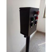 两灯两钮操作柱 立式 挂上