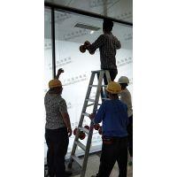 广州更换室内防火玻璃深圳消防专业玻璃维修高层东莞玻璃安装
