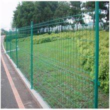 浸塑围栏网 圈地围栏网 道路护栏厂家直销