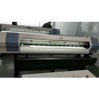 深圳国产纵横1608户外高精喷绘机/进口爱普生喷头写真机厂家直销