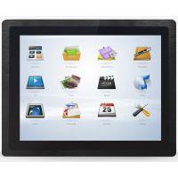 15寸3MM超薄工业触摸显示器 嵌入式工业显示器 4:3正屏