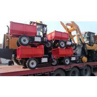 金尔惠农用三轮车 电动三轮车沙土运输车 垃圾运输车多用途