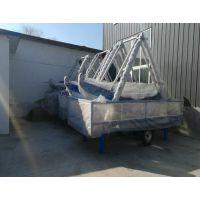 厂家直销电动海盗船 12座可移动式豪华海盗船 电动豪华冰雪海盗船