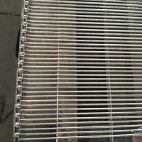 山东卓远厂家定做不锈钢支轴链 肉联厂输送流水线 经久耐用