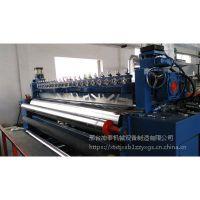 工业布机械设备生产线