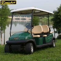 廣東卓越廠生產的A1S4+2 6座高爾夫球車大型酒店接待觀光車