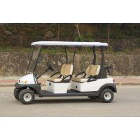 卓越电动车厂生产的4人座会所车A1S4,您的专属,卓越定制!