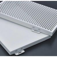 广州德普龙油漆铝单板加工定制欢迎选购